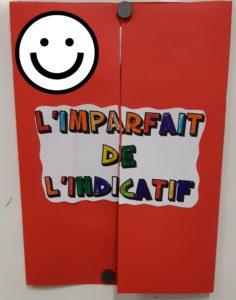 Lap book imparfait (1)