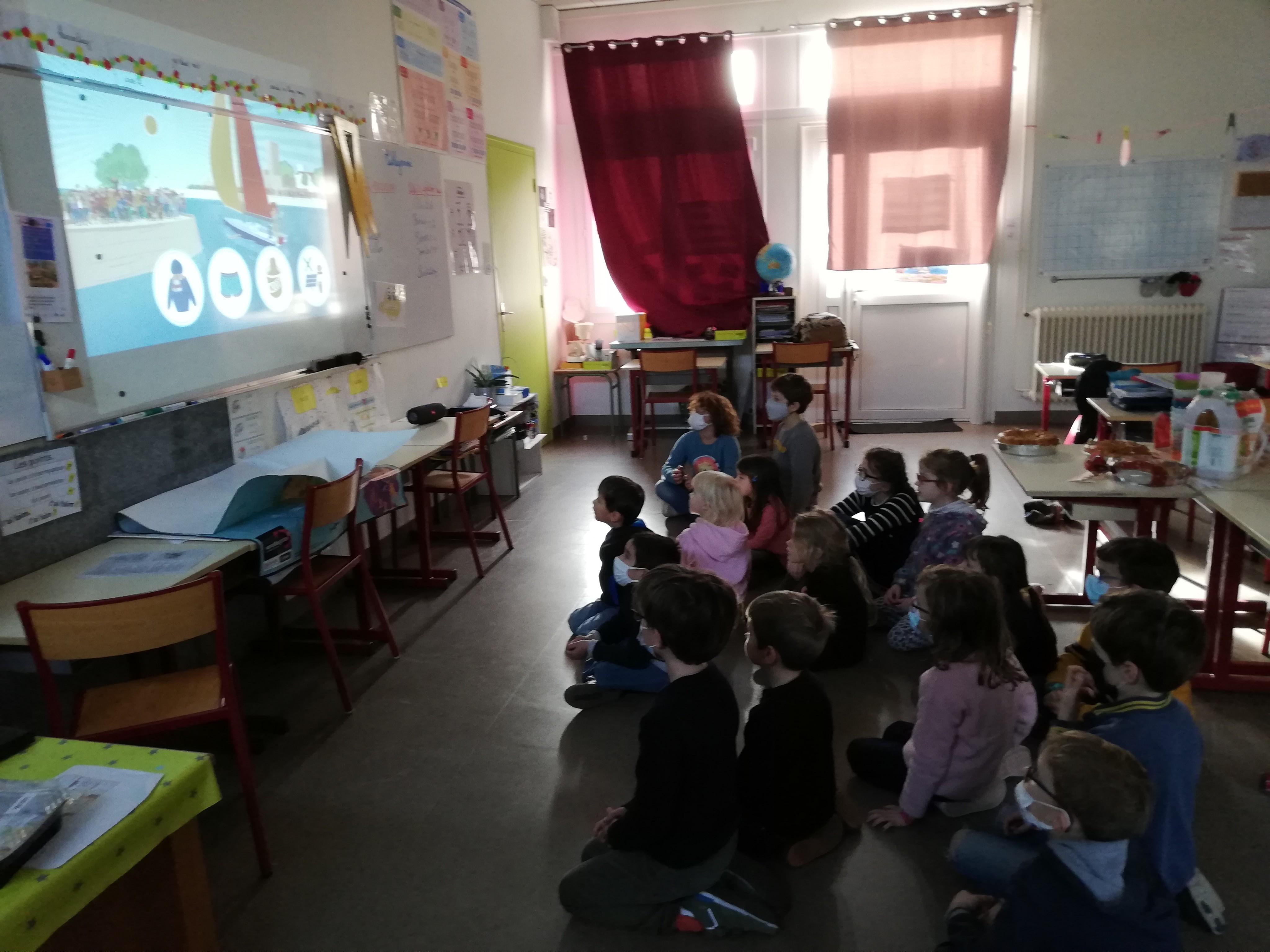 Photo vidéo projecteur VG
