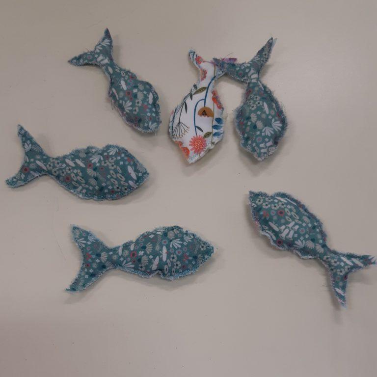 poisson couture éléonore